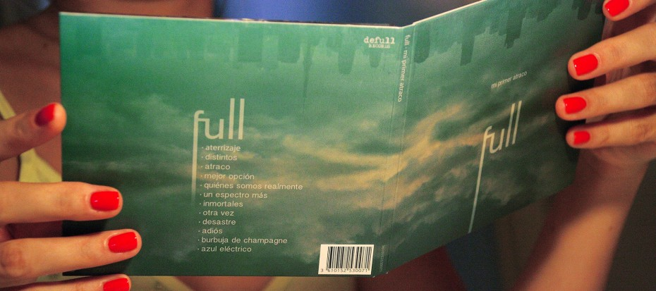 Full - Diseño CD Digipack