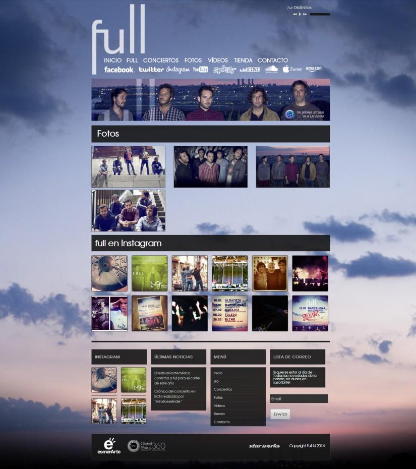 full | Web oficial